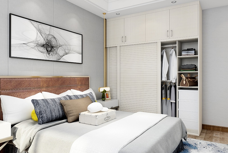 悄悄变大室内空间!4个小宅家具选装方法这儿看-板式家具