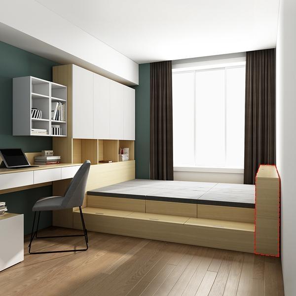 全屋定制成主流,板式家具是80后、90后家装的心头好!