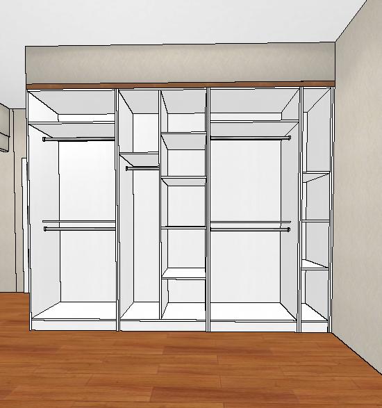 精装房,哪些家具要全屋定制?定制家具时,有什么要注意的事项?