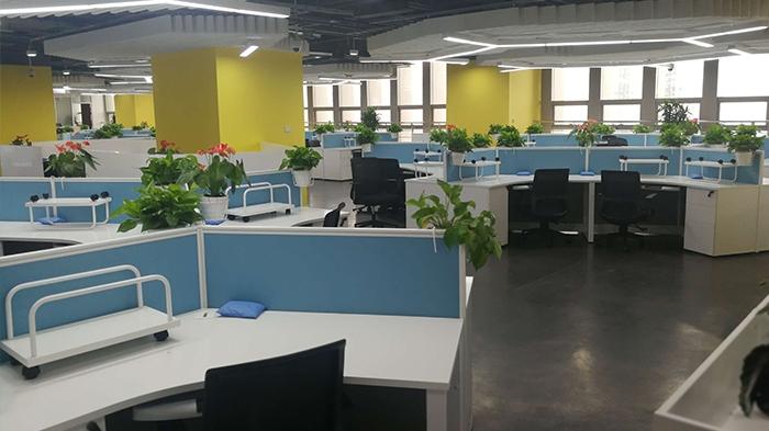 如何将定制办公家具与办公空间设计相结合?